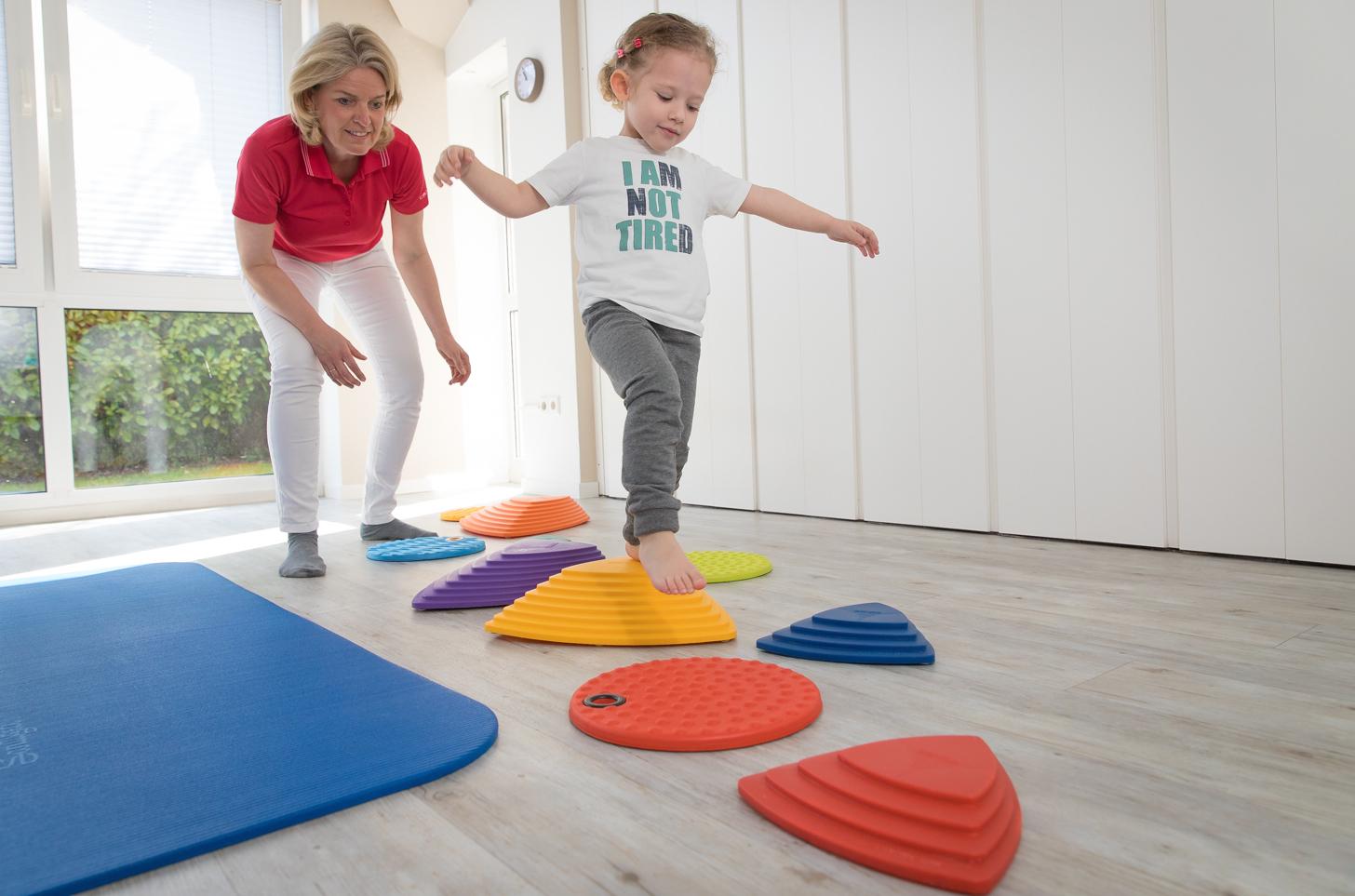 Therapieangebote für Kinder und Säuglinge in der Praxis Stracke - Zukunft Huber