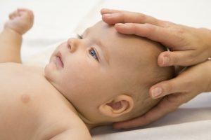 Kinderosteopathie in der Praxis Stracke