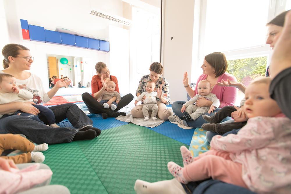 Kurse für Säuglinge und Kinder in der Praxis Stracke